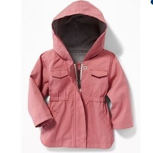 Old navy hooded utility parka
